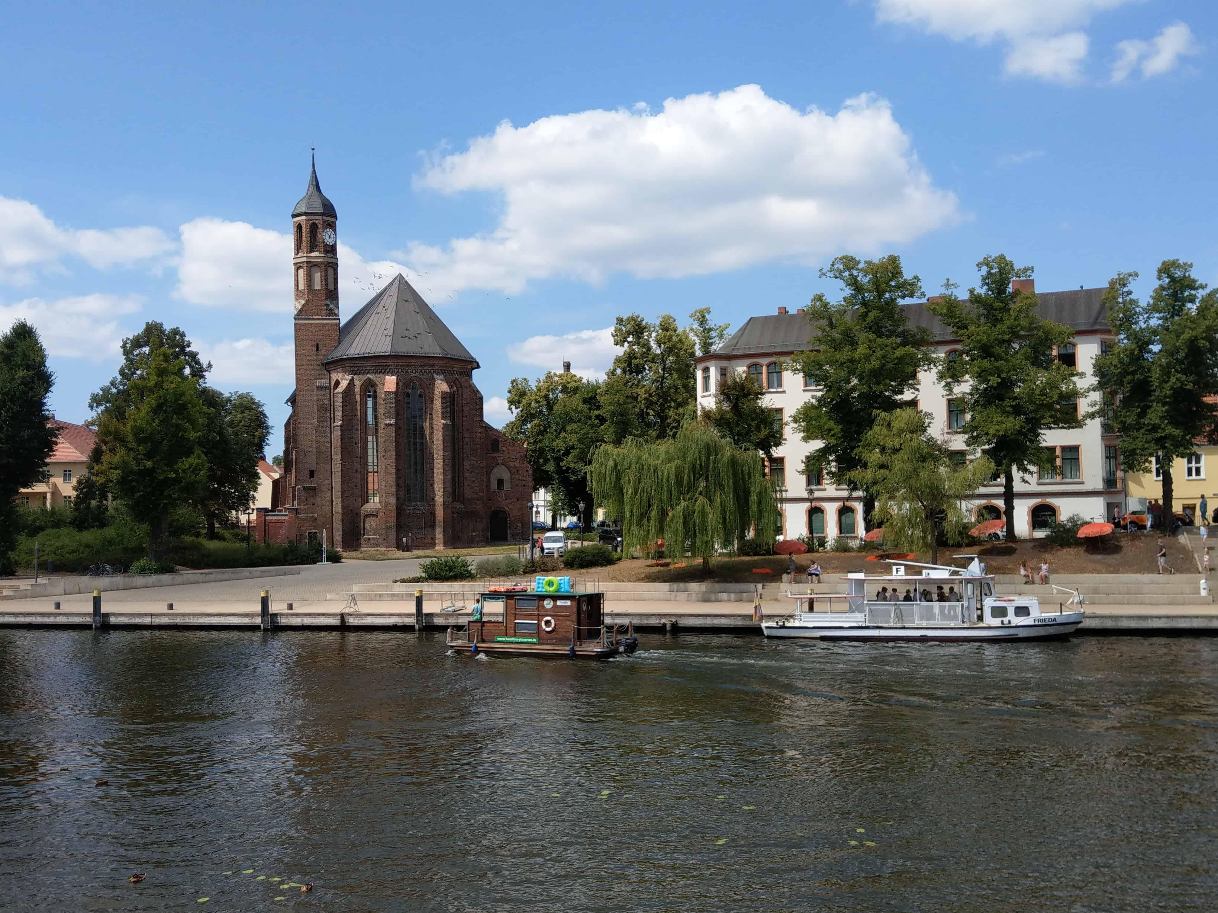 Ehemalige Klosterkirche Sankt Johannis_c_Wirtschaftsregion Westbrandenburg